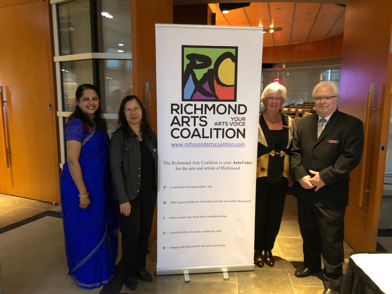 Announcing the winners of the 2019 Richmond Arts Awards! - Richmond